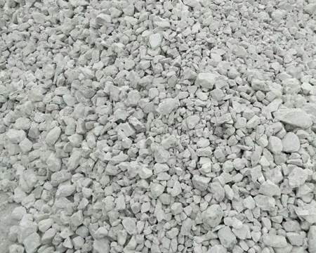 修建砂石供給