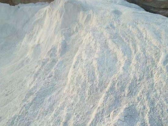 西安白灰生产