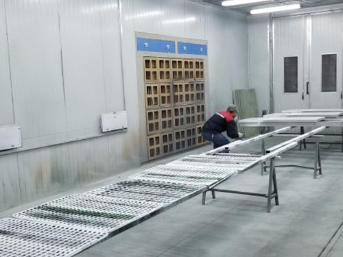 四川标识设计制作公司厂区环境