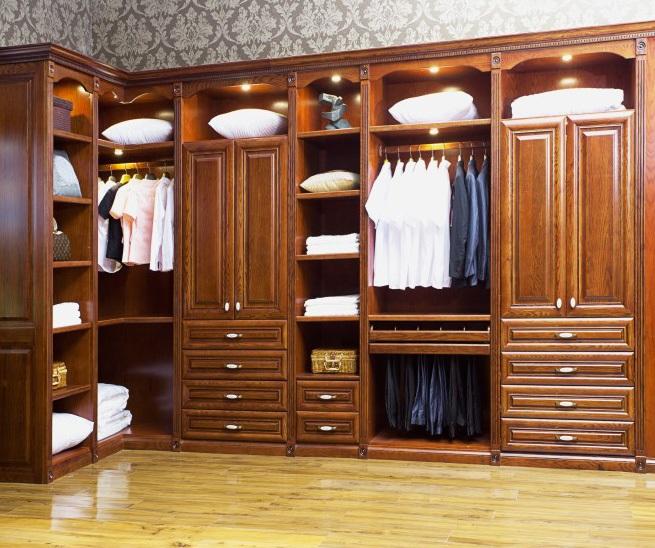 成都定制衣柜安装成功案例