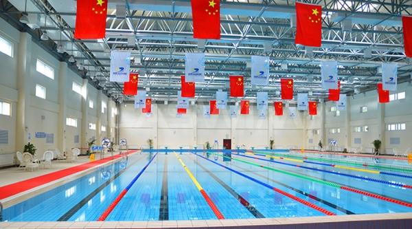 四川恒温游泳池设备安装成功案例