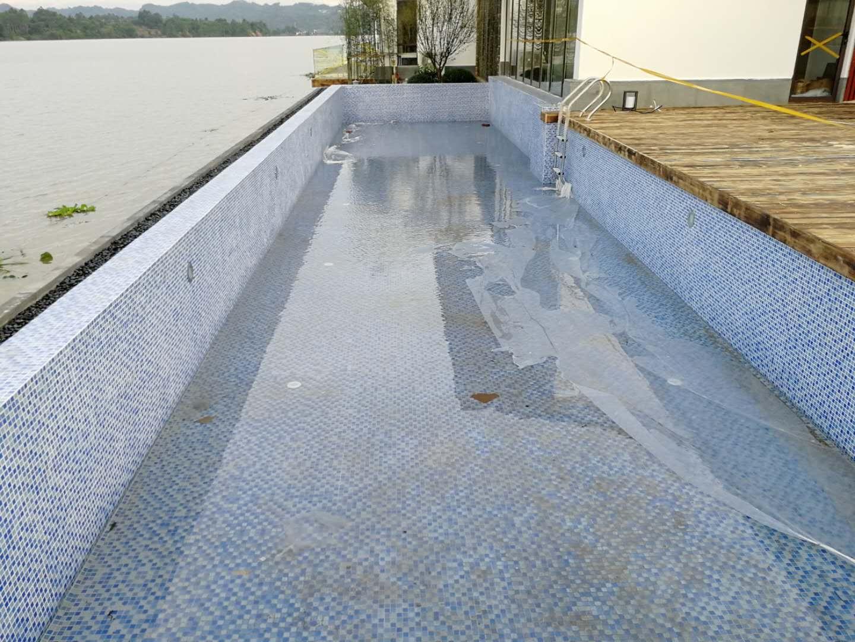 成都游泳池设备施工