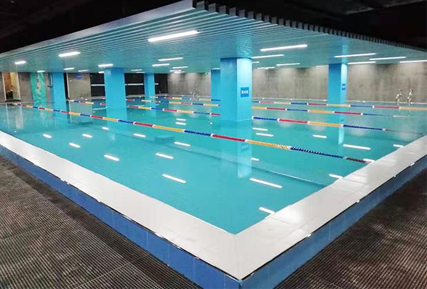 成都游泳池设备设计