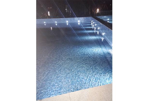 成都游泳池设备安装