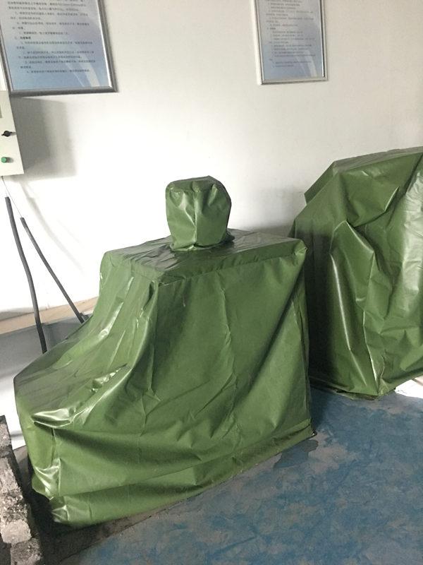 汽车篷布破损应该怎么解决?来跟陕西篷布厂学习