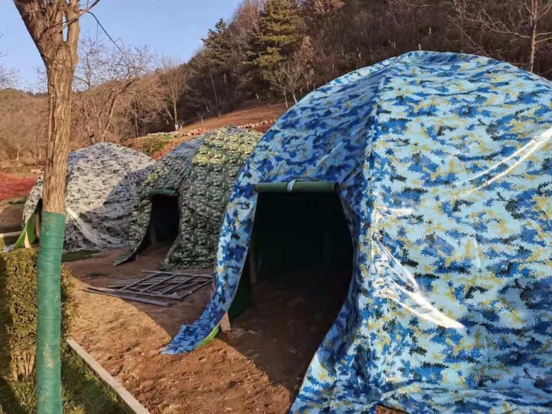 原来防水帆布的好处有这么多,快跟陕西迷彩布厂来了解吧
