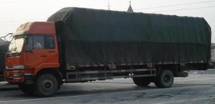 通立棋分享关于货车篷布质量管理
