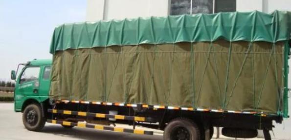 大车为什么一定要盖篷布呢?