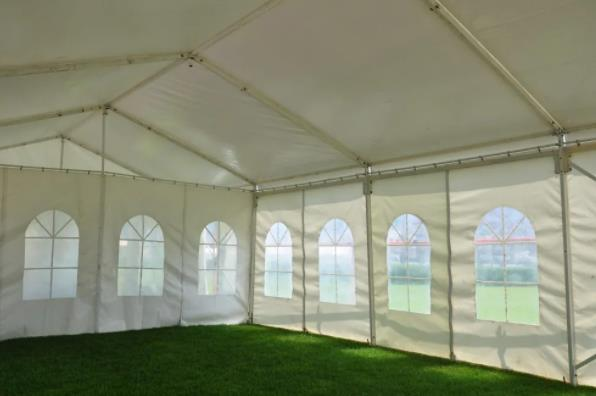 篷房的篷布具有哪些功能?通立棋告诉您