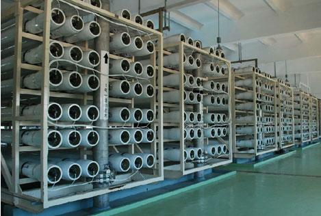 长流膜药剂服务大型反渗透系统,延长原有清洗周期