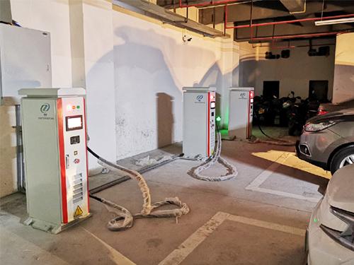 四川充电桩安装
