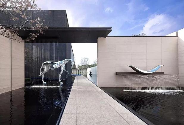 四川地产雕塑设计