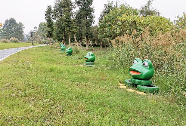 四川公园雕塑安装