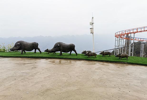 四川主题公园雕塑