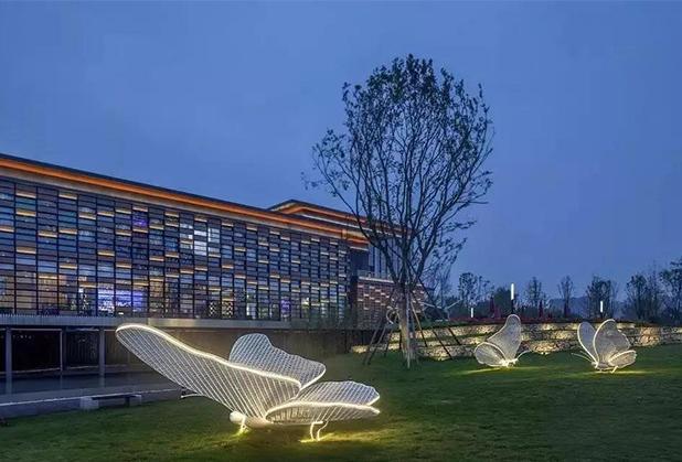 四川园林景观雕塑设计