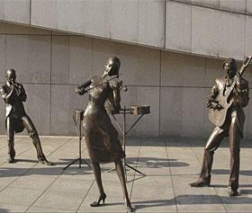 雕塑的概念以及常用材料