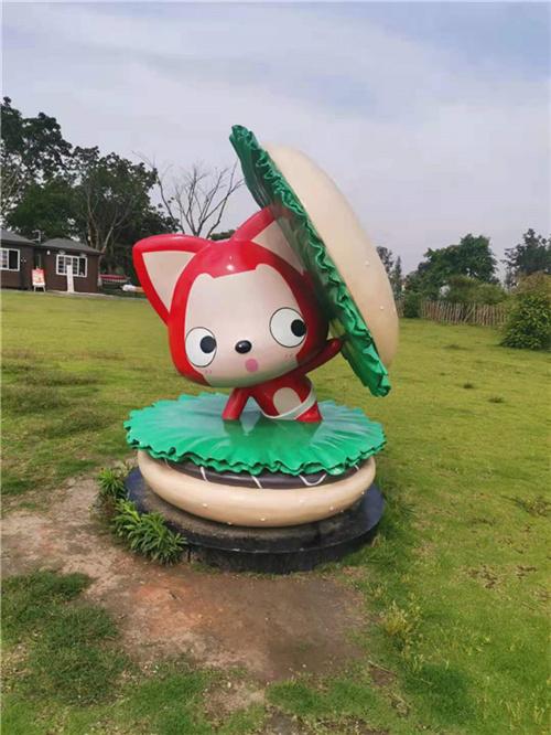 四川公园雕塑