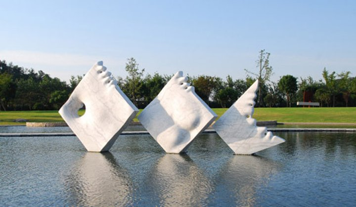 四川公园雕塑设计