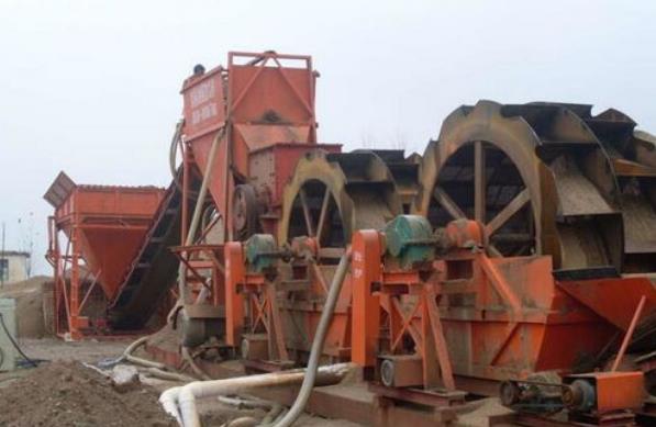新疆洗砂机