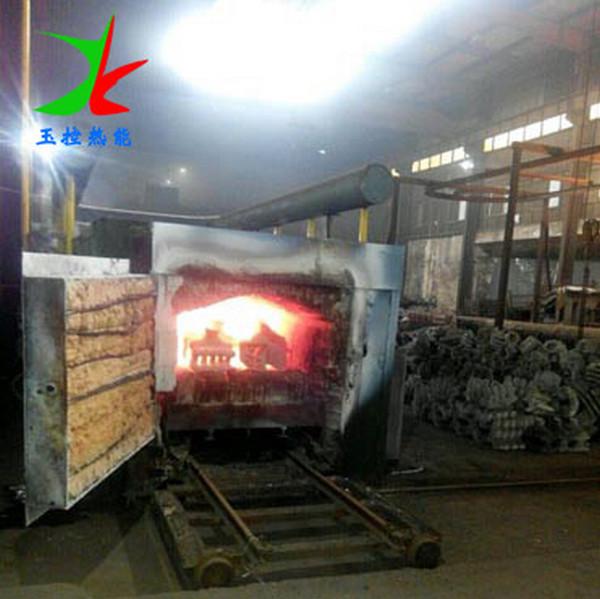 山东覆膜砂焙烧炉厂家