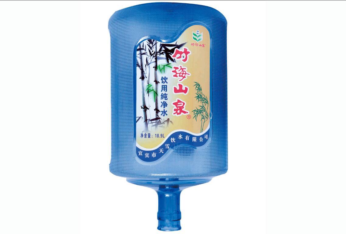 你使用宜宾桶装水的时间和量都是正确的吗