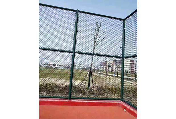 四川球场围栏安装