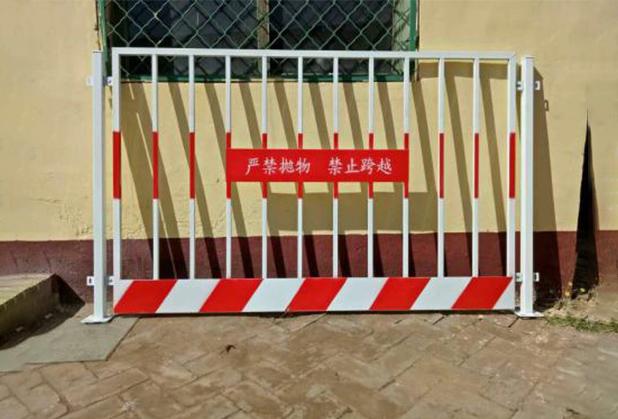 安装四川基坑临边护栏对护栏高度有什么要求