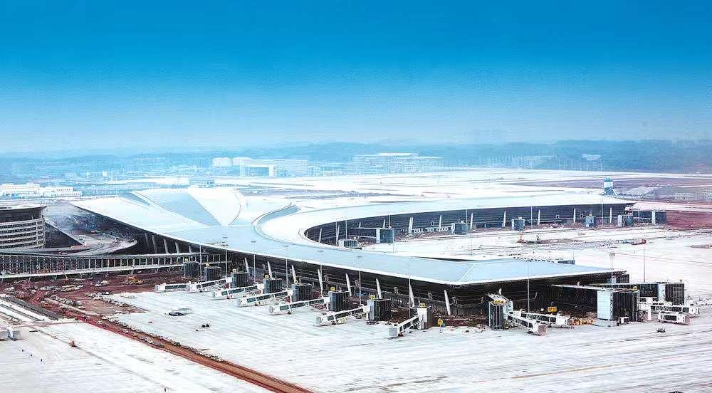 简阳机场工程案例