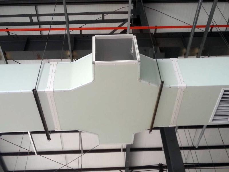 四川通风设备安装:要注意屋顶排烟风机用油中是否带水!