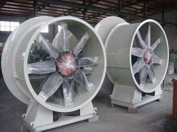 四川轴流风机