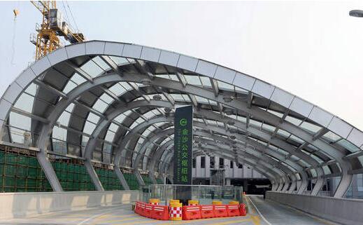 金沙公交枢纽综合体项目
