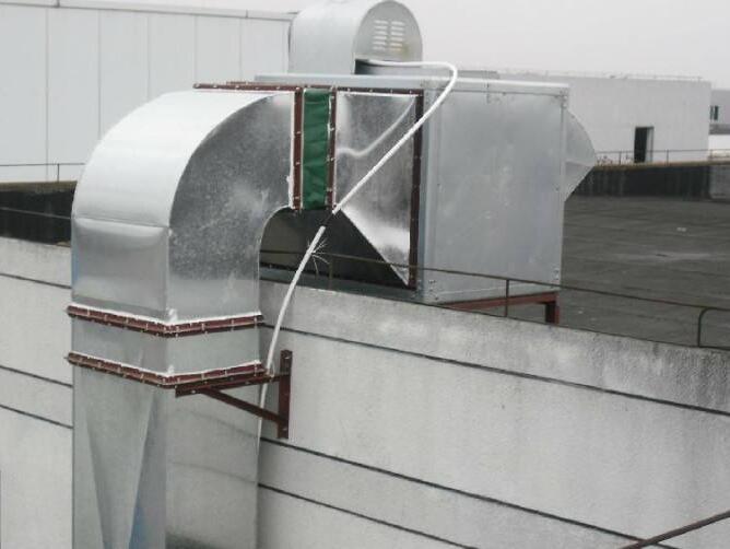 通风管道的噪音如何控制?