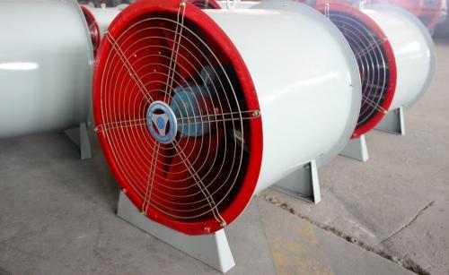四川轴流风机生产