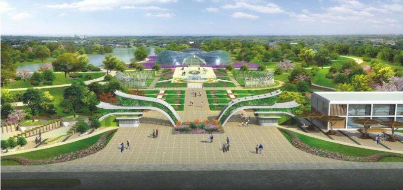 眉山植物园