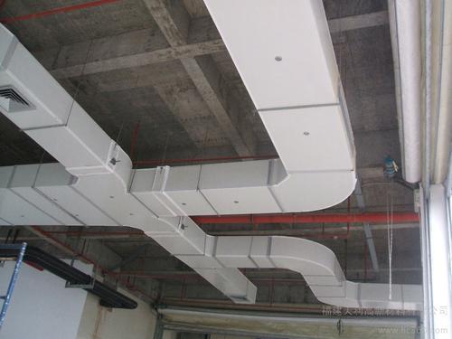 成都风管中在材料选择和厚度选用