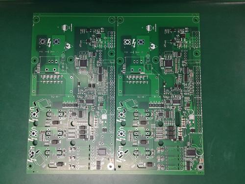 仪器仪表:电源板