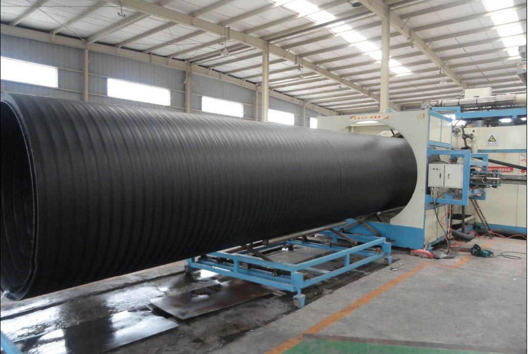 四川塑钢缠绕管