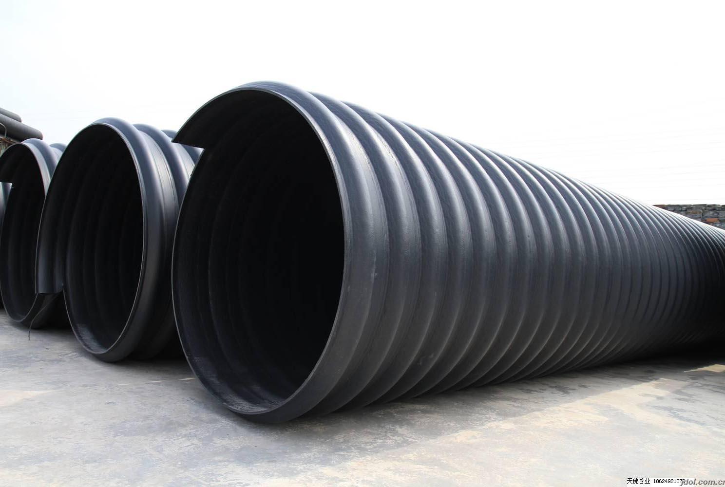 卓美达环保科技为你介绍四川钢带波纹管的施工规范要求