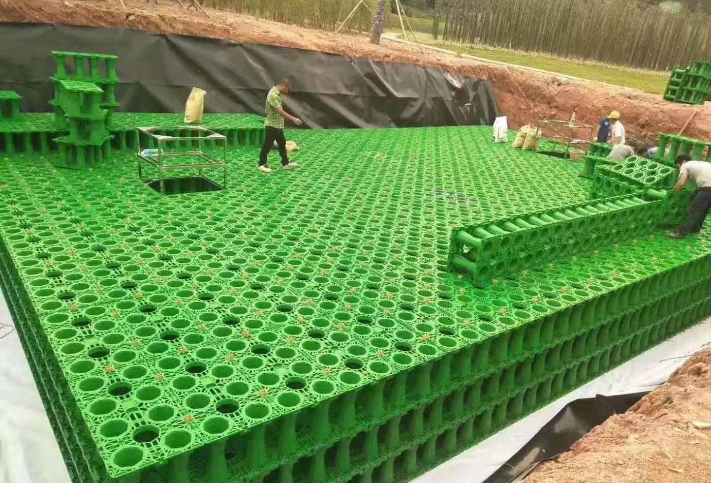 四川雨水回收系统设计