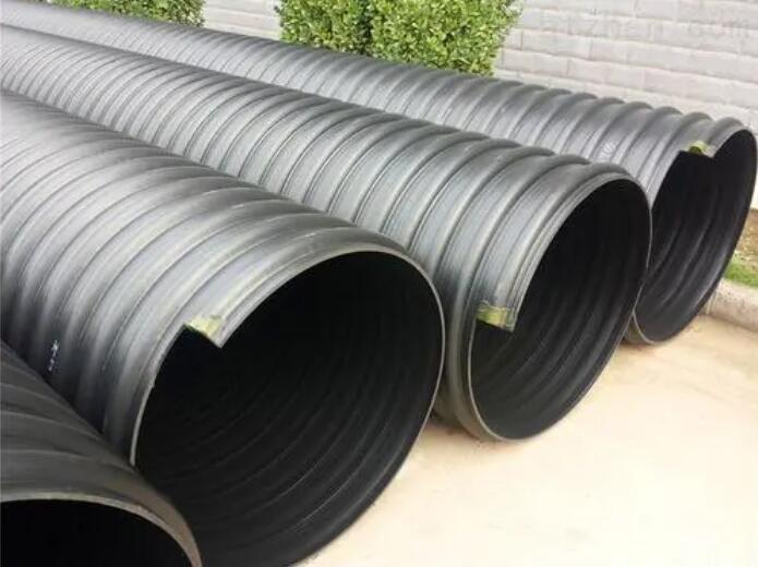钢带增强波纹管的内控标准和变形因素