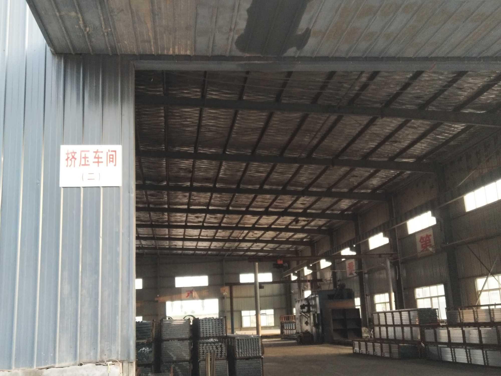 西安隔热断桥铝型材