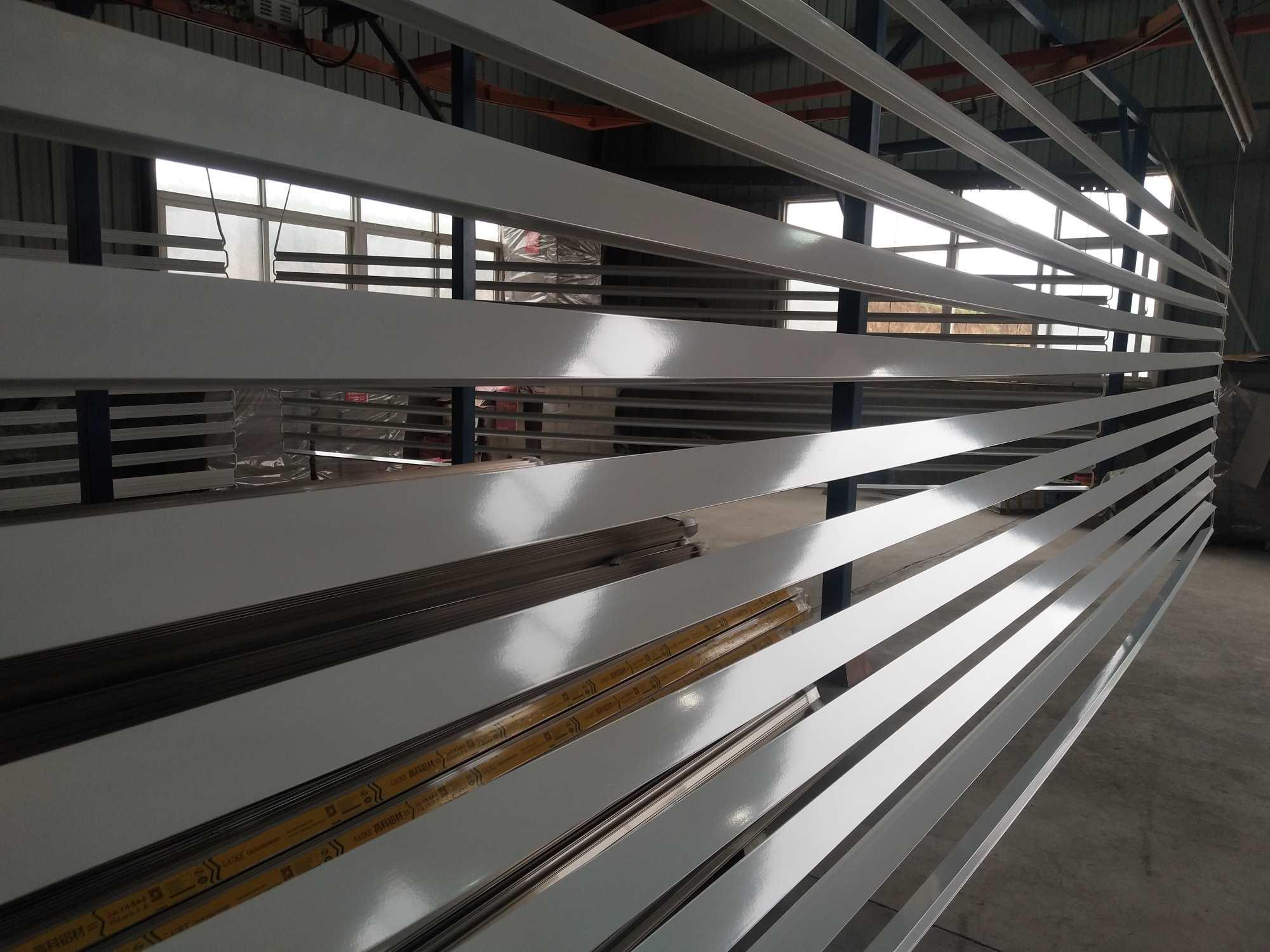 西安幕墙铝型材