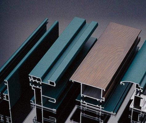 西安幕墙铝型材批发