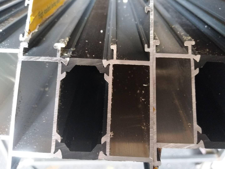 陕西隔热断桥铝型材