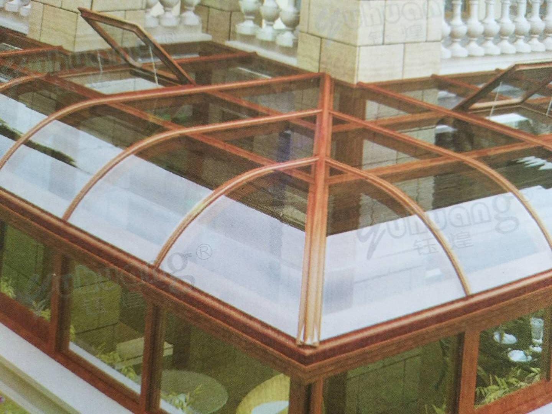 陕西木铝阳光房厂家告诉您木铝门窗将成为节能建筑的宠儿