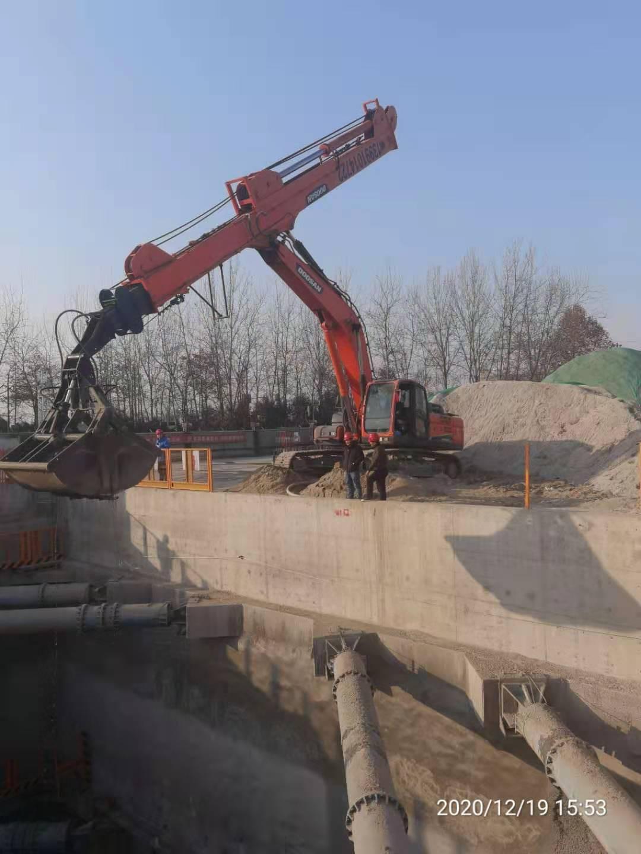 陕西挖掘机装置