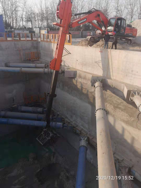 陕西挖掘机修理