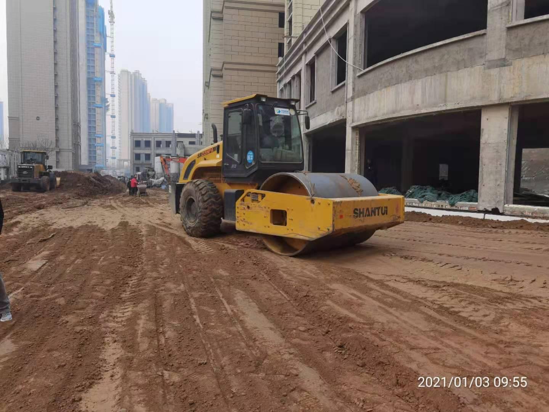 陕西挖掘机施工
