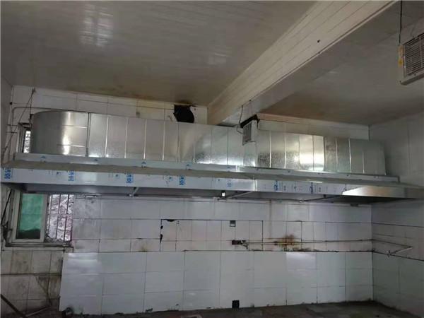 银川厨房排烟工程