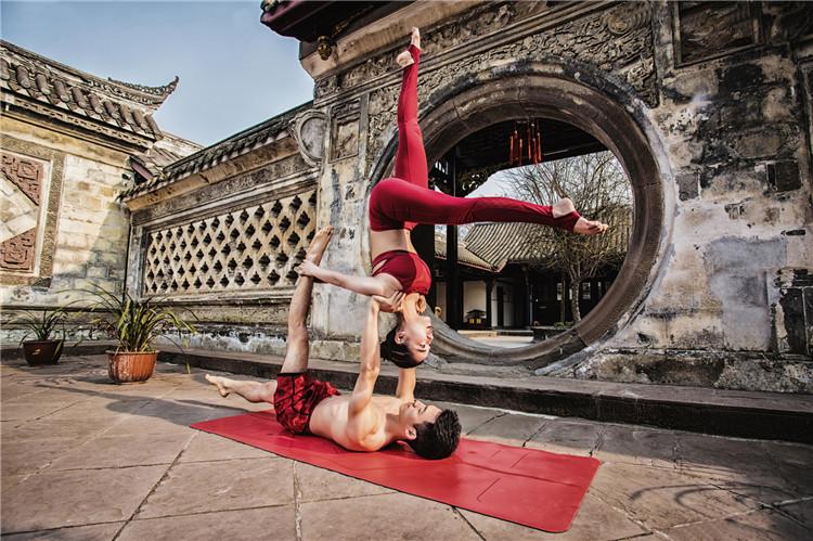 零基础瑜伽教练培训班